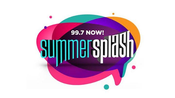 99.7 [NOW] Summer Splash 2017