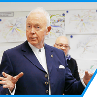 Tony Buzan Licensed Instructor Course in Mind Mapping
