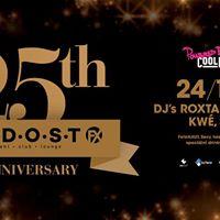 Radost FX 25th Anniversary