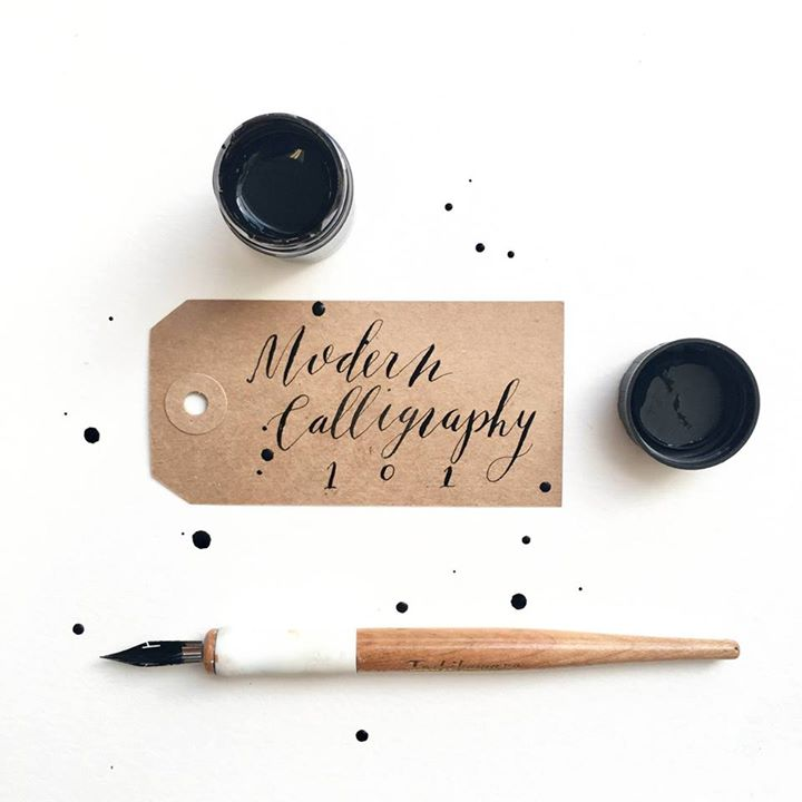 Modern calligraphy houston at renovate