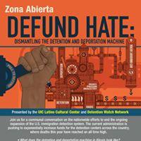 Zona Abierta - Defund Hate