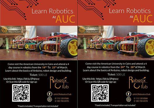 Robotics School Program