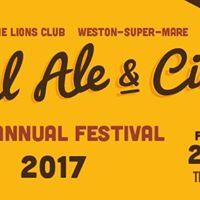 Real Ale &amp Cider Festival