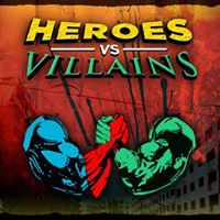 Tucker 5K Superheros vs villians fun run