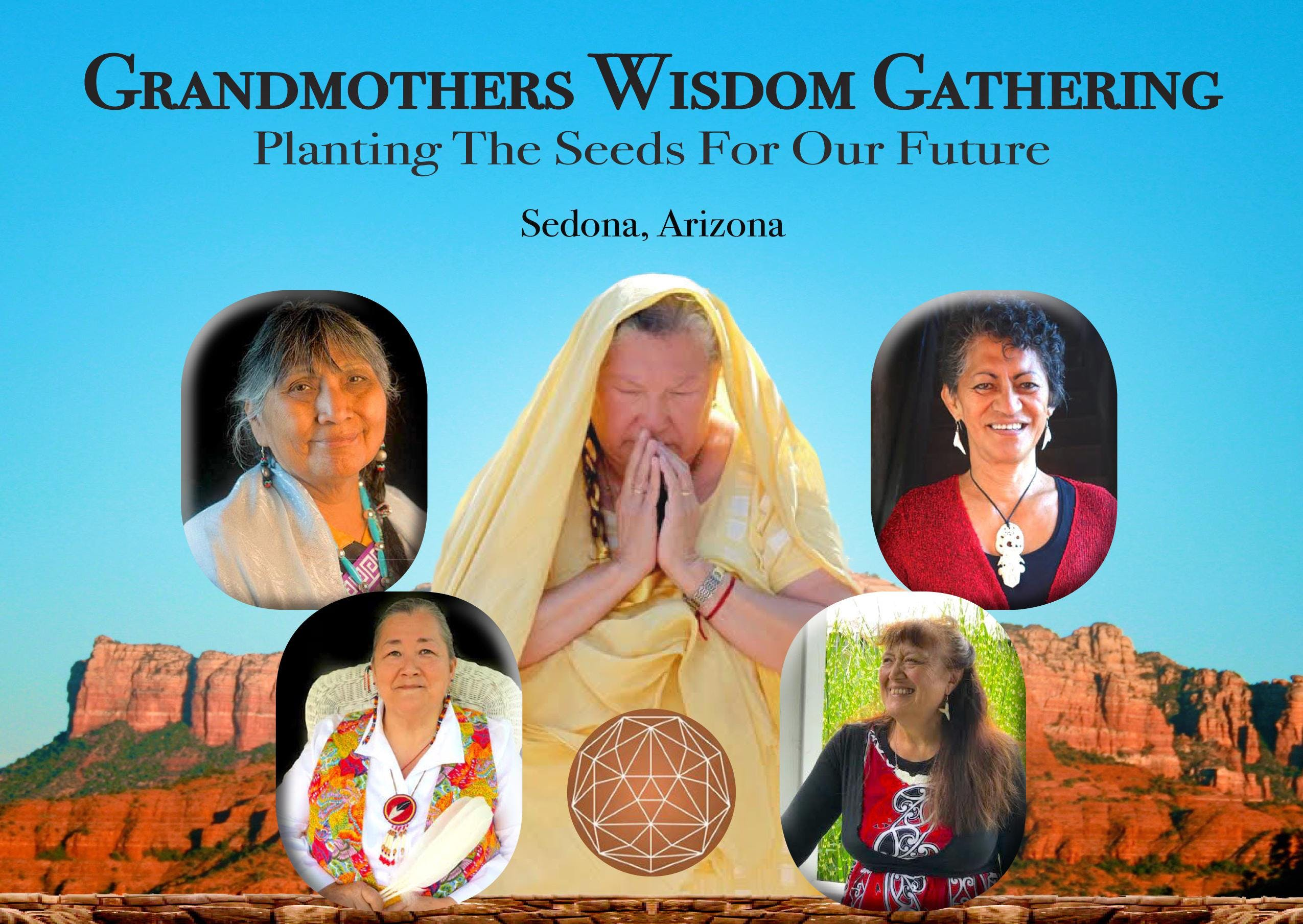 Grandmothers Wisdom Gathering - Planting The Seeds For Our Future