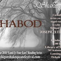Ichabod - A Staged Reading