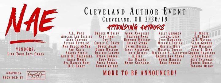 SAE Cleveland Author Event