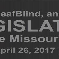 Deaf DeafBlind &amp Hard of Hearing Legislative Day at the Capitol.