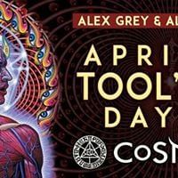 April TOOLs Day hosted by Alex &amp Allyson Grey