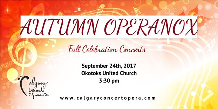 Autumn Operanox - Fall Celebration Concert
