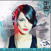 Global Saturday feat. Meraki at Bootlegger Hauz Khas Village