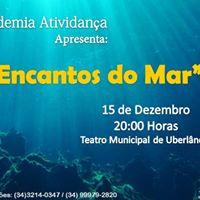Encantos do Mar - Festival de Dana