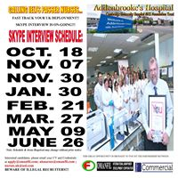 Video Interview for Nurses