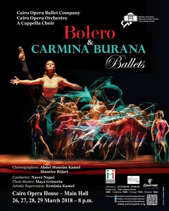Bolero & Carmina Burana Ballets