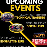 Free pride in sport technical Tuesday session