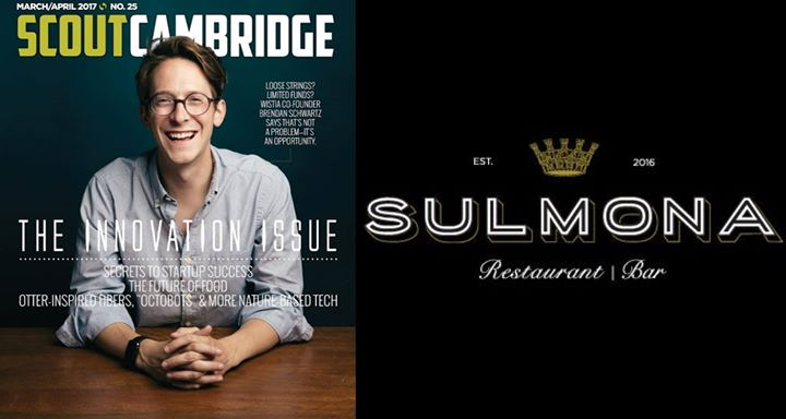 The Innovation Issue Release Party at Sulmona | Cambridge