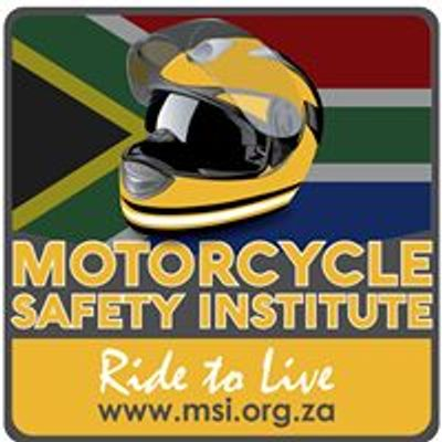 Motorcycle Safety Institute of SA