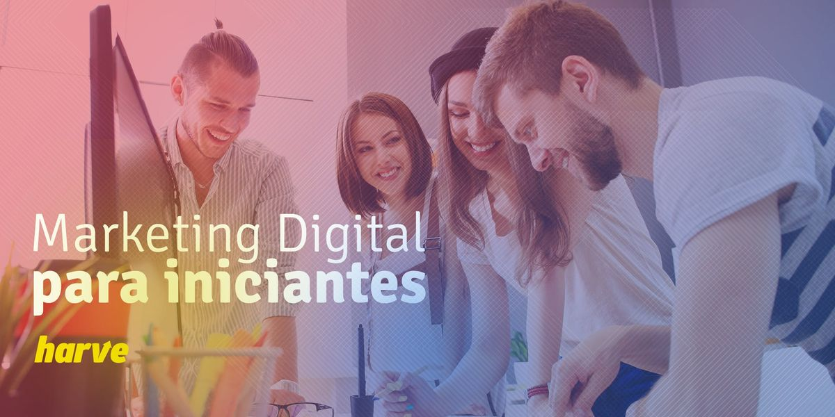 Curso Marketing Digital para Iniciantes - Turma 12