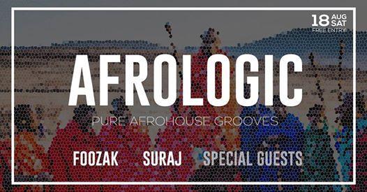 Afrologic Volume 3