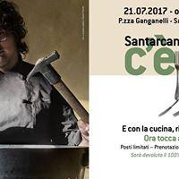Santarcangelo c - Cena di gala con Valerio Braschi