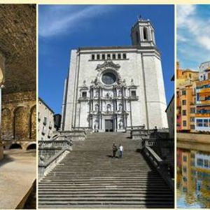 Girona Monumental- Crulla de Cultures