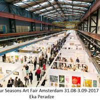 Art Fair Amsterdam 31.08-3.09-2017