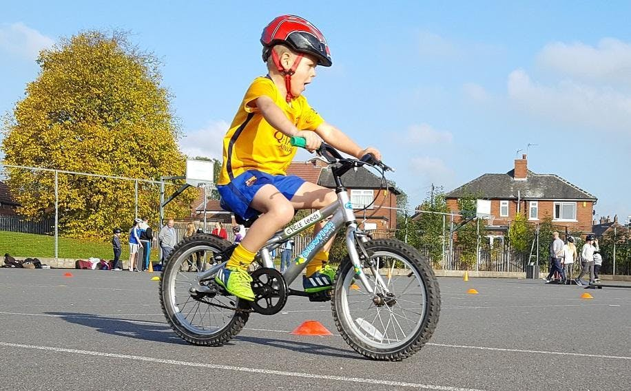 Childrens Learn to Ride - BEGINNERS - Carr Manor