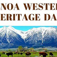 Genoa Western Heritage Day