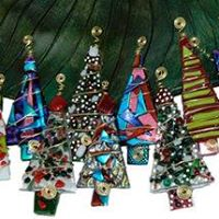 Create Ornaments and Gifts from Fused Glass