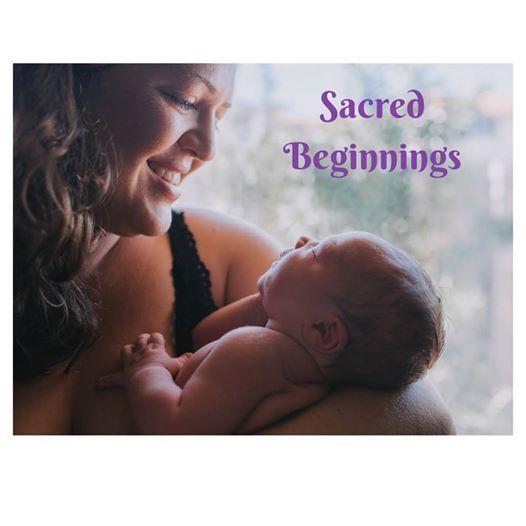 Sacred Beginnings Post-natal Doula Training