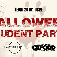 Halloween Student Party 2017