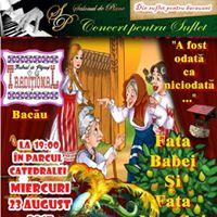 Concert pentru suflet - 2017