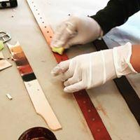 Leatherworking BELTS
