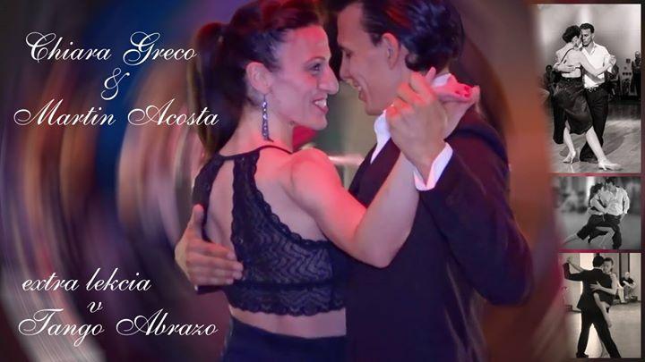 Martin a Chiara - Dynamika pohybu v krokových variáciách at Tango ... 2ca4779d992