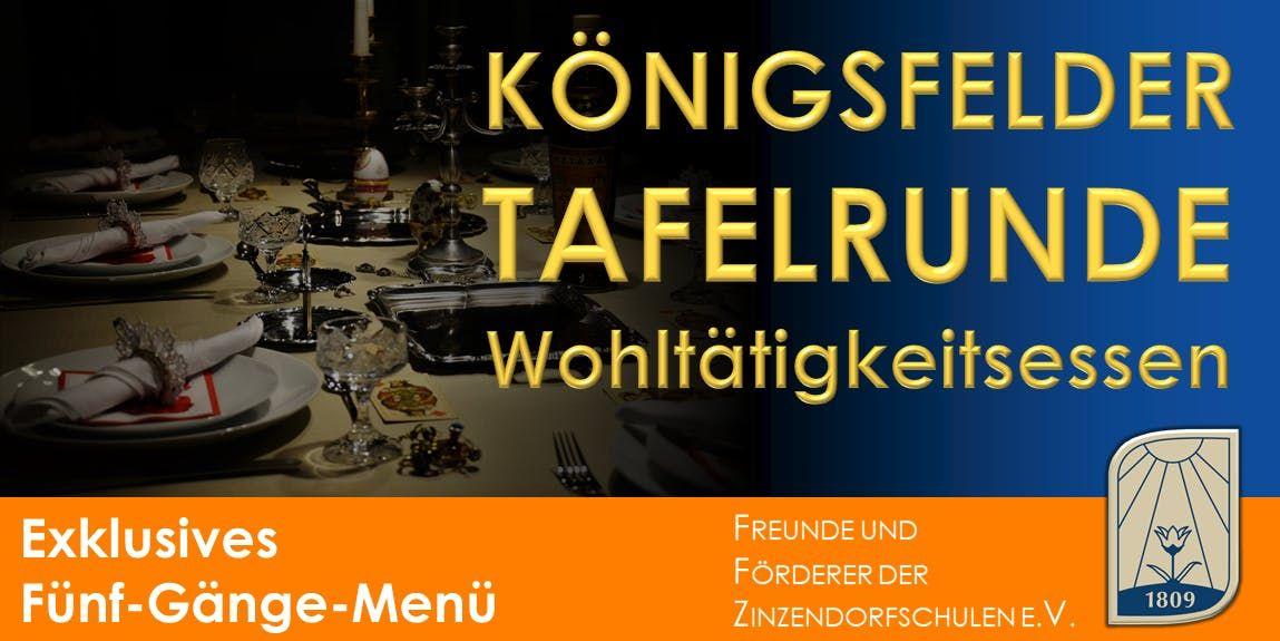 Königsfelder Tafelrunde At Herrnhuter Haus Königsfeld