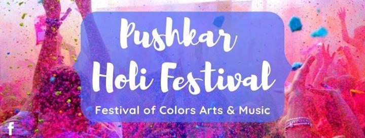 Pushkar HOLI Festival