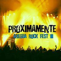 Aregua Rock Festival 3 edicion