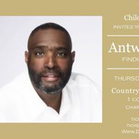 Dee Norton Spring Luncheon featuring Antwone Fisher