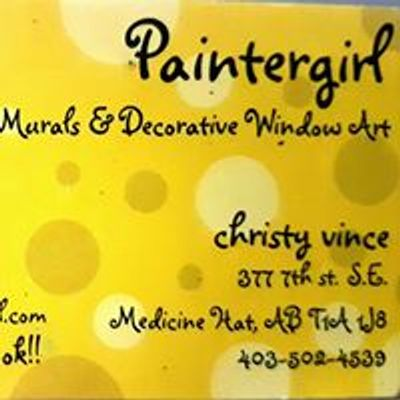 Paintergirl Murals & Decorative Painting