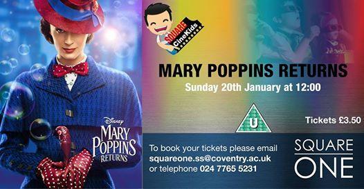 CineKids Mary Poppins Returns