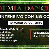 Semana Intensiva _ Academia Dancehall - Oficinas de dana