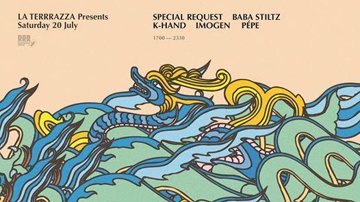 La Terrrazza Presents Special Request Baba Stiltz More