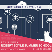 Robert Boyle Summer School