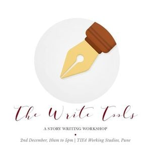 The Write Tools  Writing Workshop in Pune
