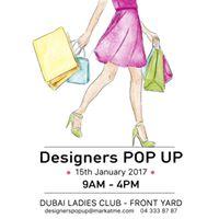 15.01 Designers POP UP x Dubai Ladies Club