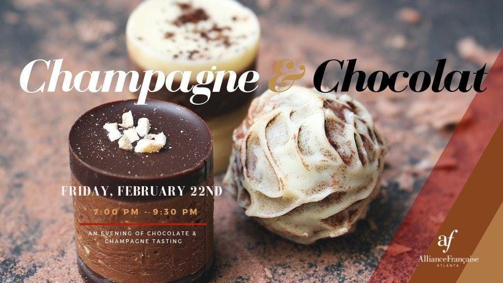 Champagne & Chocolat 2019