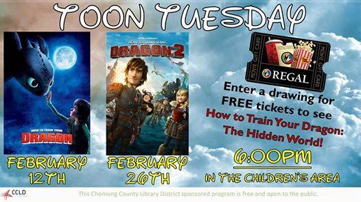 Steele - Toon Tuesday Movie Night