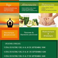 Retiro de YogAhuasca Detox y Tcnicas Holsticas