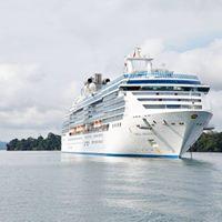 Spring 2018 Panama Canal Princess Cruise