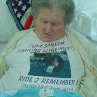 R2R5 A ride 2 remember for Alzhiemer awareness